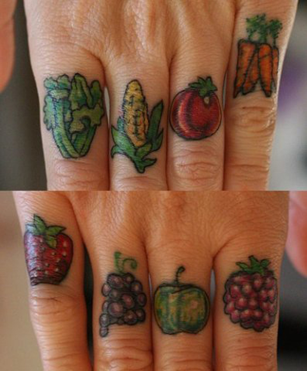 ftc13 #tattoofriday   Finger Tattoos