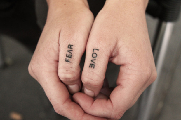 ftc19 #tattoofriday   Finger Tattoos