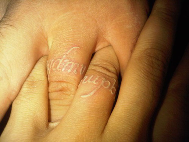 ftc311 #tattoofriday   Finger Tattoos