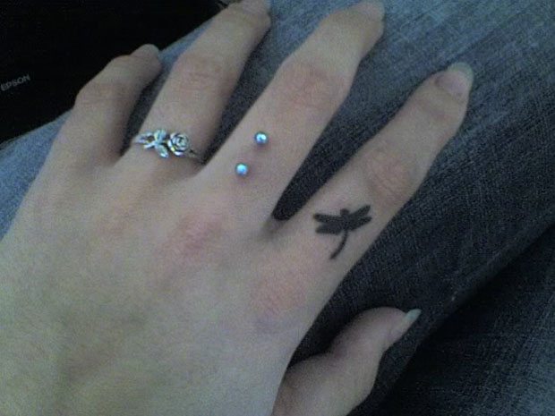 ftc321 #tattoofriday   Finger Tattoos