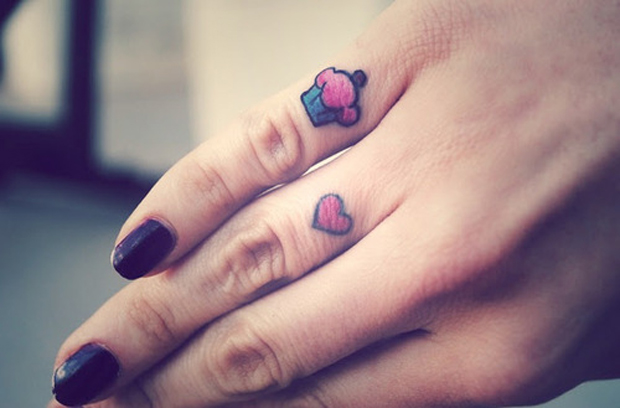 ftc511 #tattoofriday   Finger Tattoos