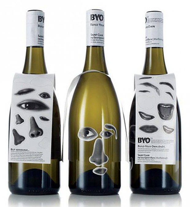 The Creative Wine Labels