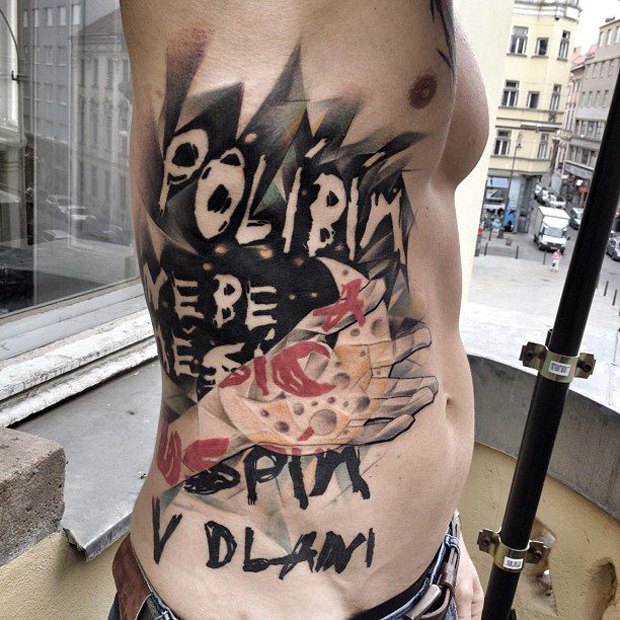523068 293981890685229 113409865409100 634012 110356503 n #tattoofriday   Marie Kraus