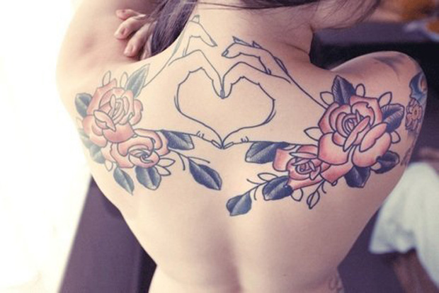 follow5 #tattoofriday   Love Tattoos