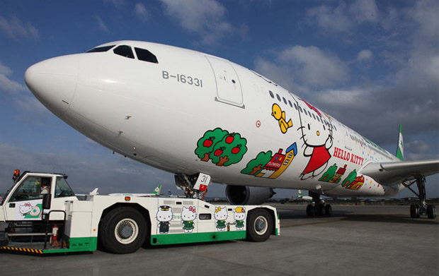 ftc15 Hello Kitty Airways
