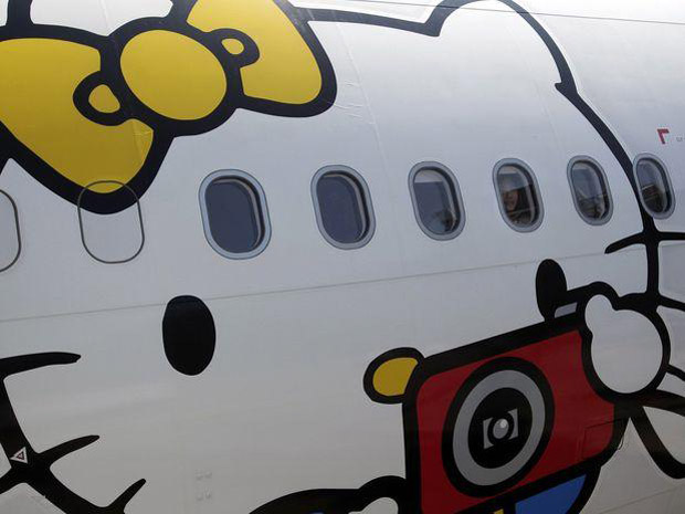 ftc20 Hello Kitty Airways