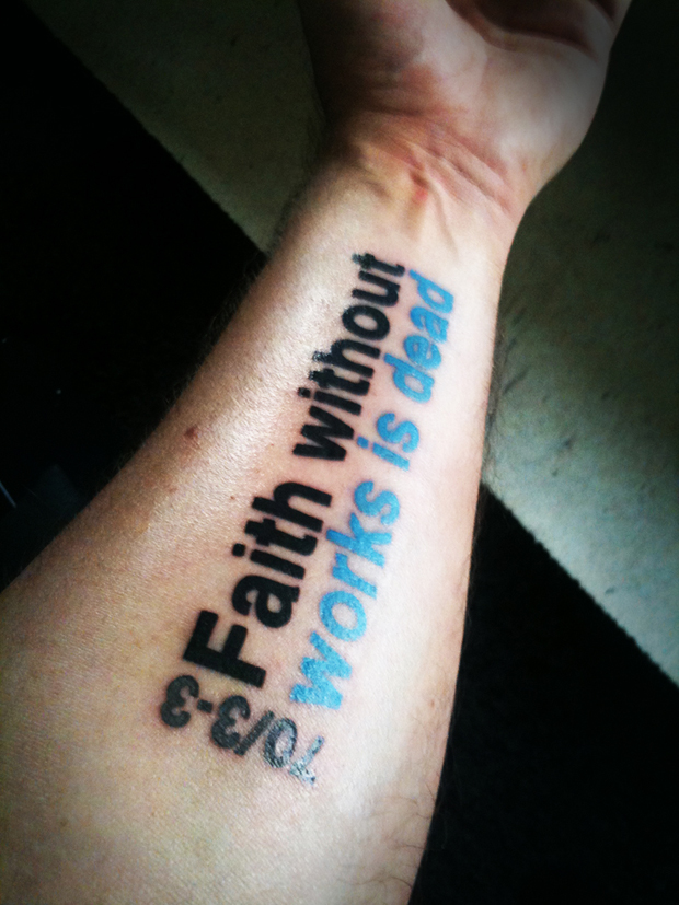 ftc41 #tattoofriday   Type Tattoo