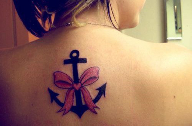 follow41 #tattoofriday   Anchor/Âncora tattoos
