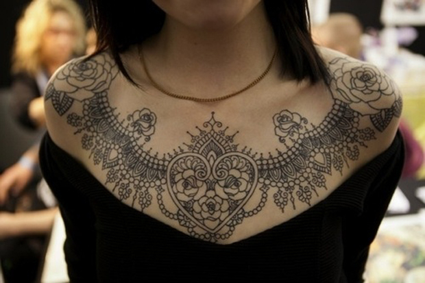 28147566392429126 gVTvELKo c #tattoofriday   Lace Tattoo/Renda