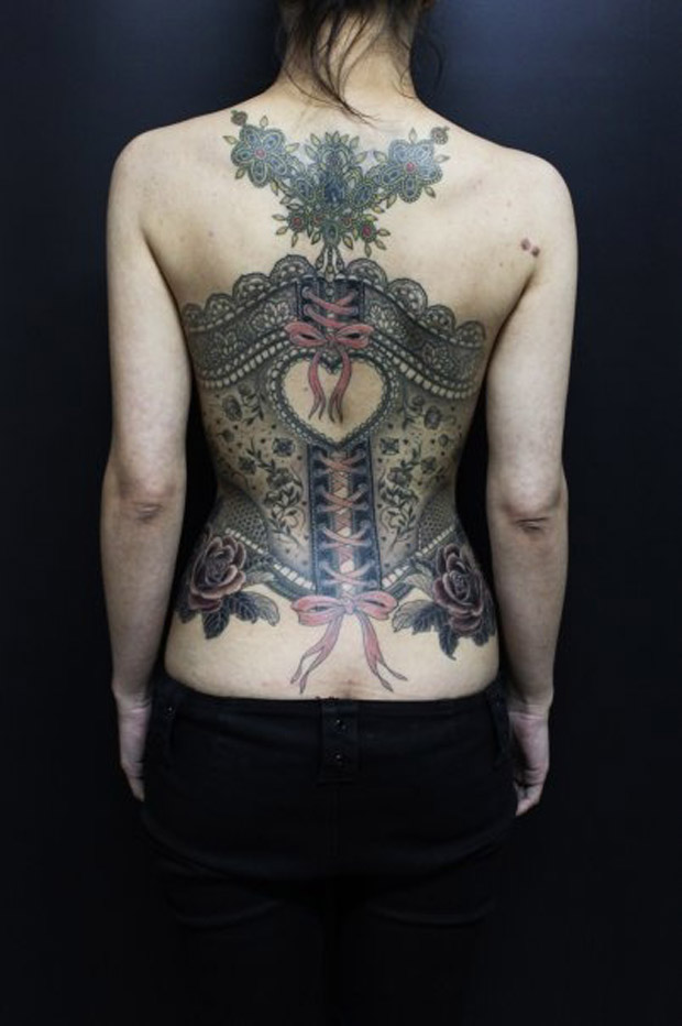 35677022018527971 dGjwL8nF c #tattoofriday   Lace Tattoo/Renda