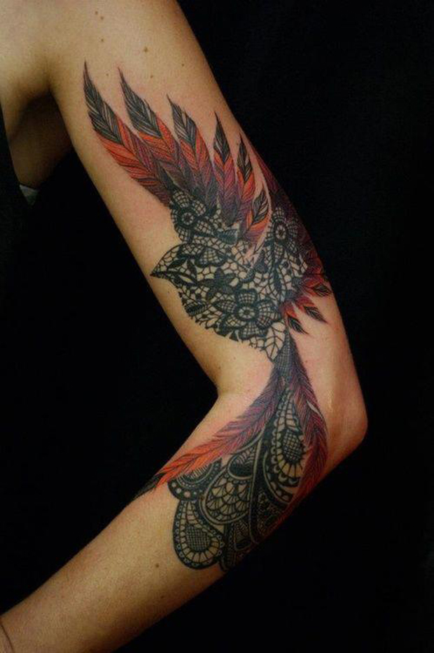 578995 524356020925777 932596431 n large #tattoofriday   Lace Tattoo/Renda