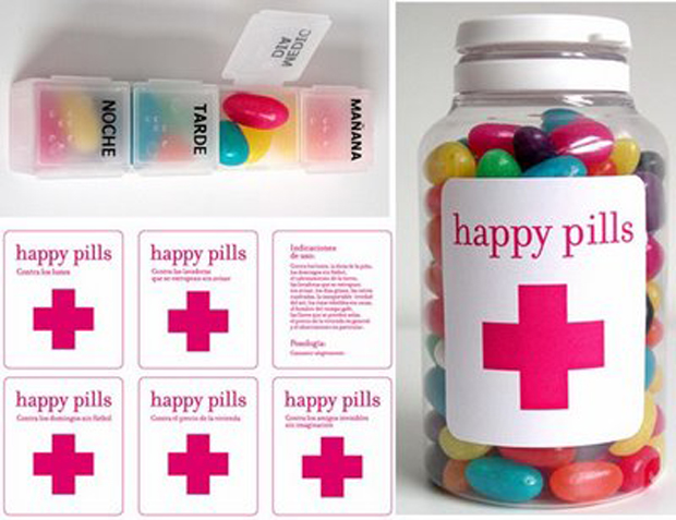 happy pills 1 Happy Pills   Pílulas de Felicidade
