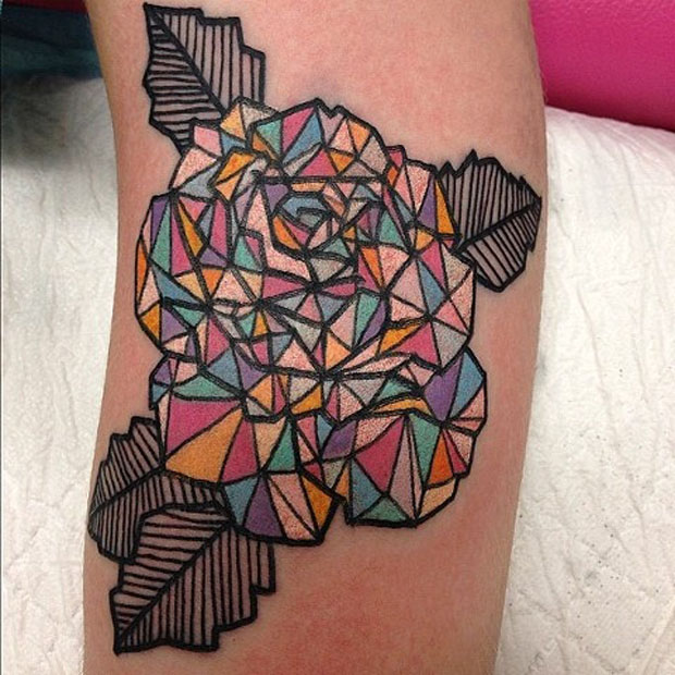 243264817343698462 zMEY0jKg c #tattoofriday   Origami Tattoos