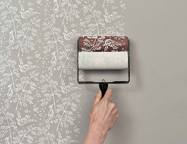 Patterned-Paint-Roller-Kit