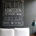 Tinta Lousa: ótimas referências para se inspirar e decorar a sua casa!