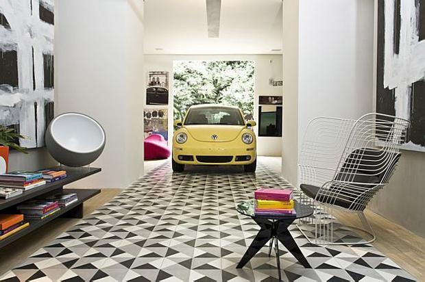 Que tal decorar a sua casa com ladrilho hidr ulico - Ladrillo hidraulico ...