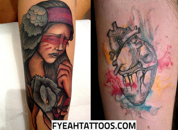 followthecolours fyeahtattoos #tattoofriday   Links Legais sobre Tattoo
