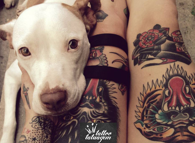 followthecolours tattoo tatuagem #tattoofriday   Links Legais sobre Tattoo