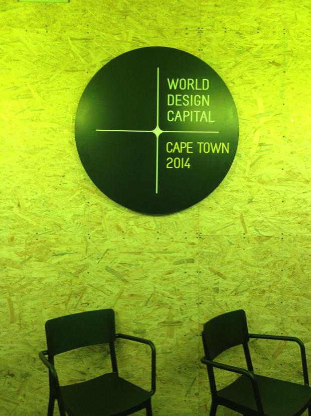 Uma volta pelo escritório da capital mundial do design 2014: Cape Town! - Follow the Colours