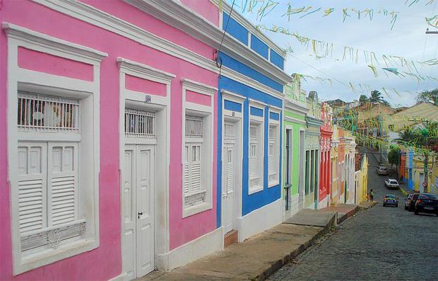 followthecolours olinda Para conhecer: 10 Lugares Super Coloridos no Mundo
