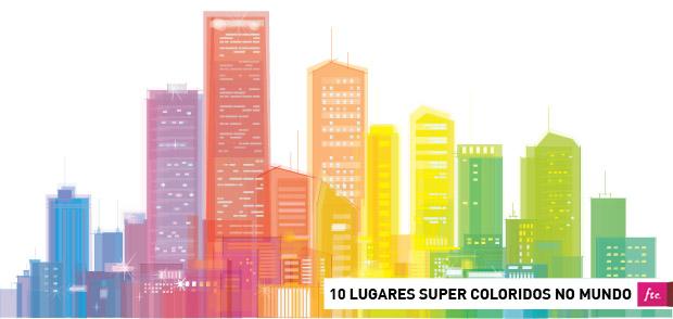 followthecolours shutterstock 1086404691 Para conhecer: 10 Lugares Super Coloridos no Mundo