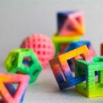 Impressora 3D cria doces com diversas cores e formas usando açúcar