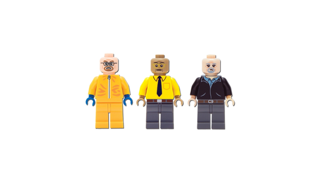 follow the colours breaking bad Citizen Brick 05 Breaking Bad ganha uma versão blocos de montar