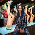Solange Knowles lança coleção Girls of Blaze Disc para Puma