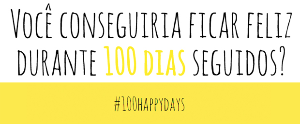 follow the colours 100 happy days Links Legais da Semana
