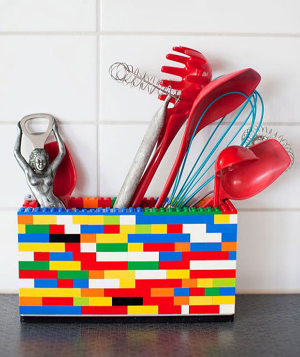 follow the colours DIY Lego utensilio Links Legais da Semana