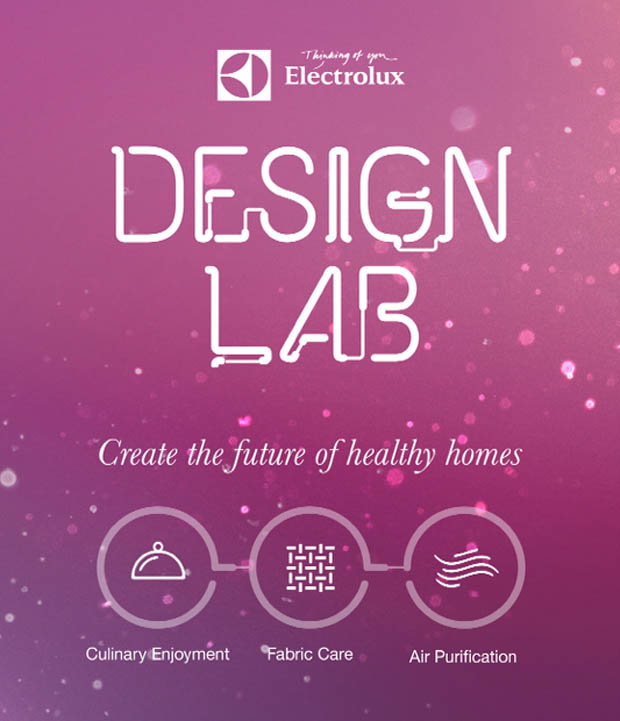 follow the colours design lab electrolux Links Legais da Semana