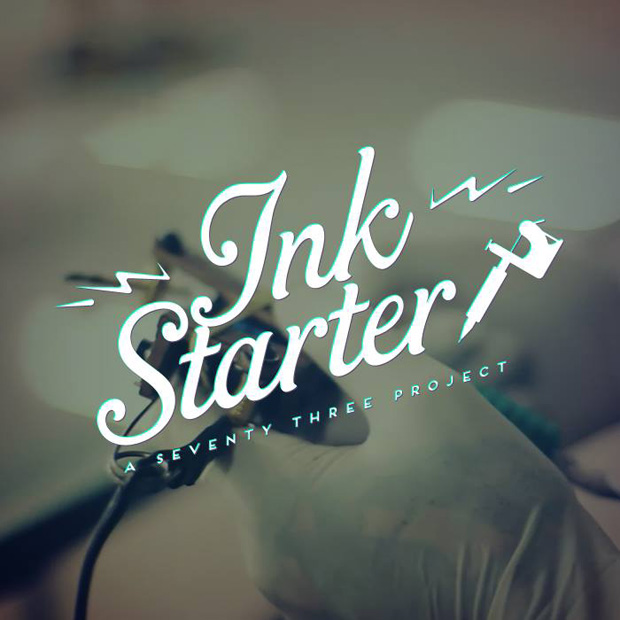 follow the colours ink starter 01 #tattoofriday   InkStarter.cc: você desenha, Guilherme tatua