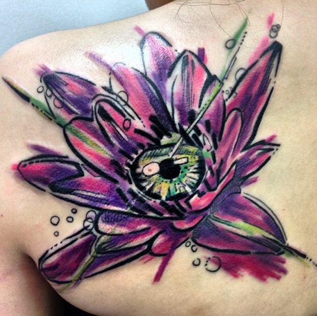 follow the colours ivy gowen tattoo friday 08 #tattoofriday   Ivy Gowen