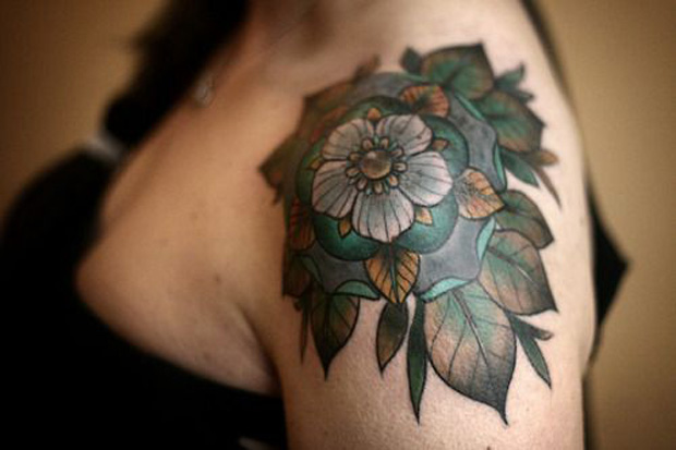 follow the colours alice carrier 03 #tattoofriday   Alice Carrier