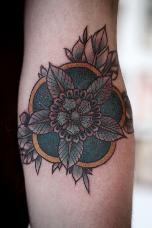 follow the colours alice carrier 07 #tattoofriday   Alice Carrier