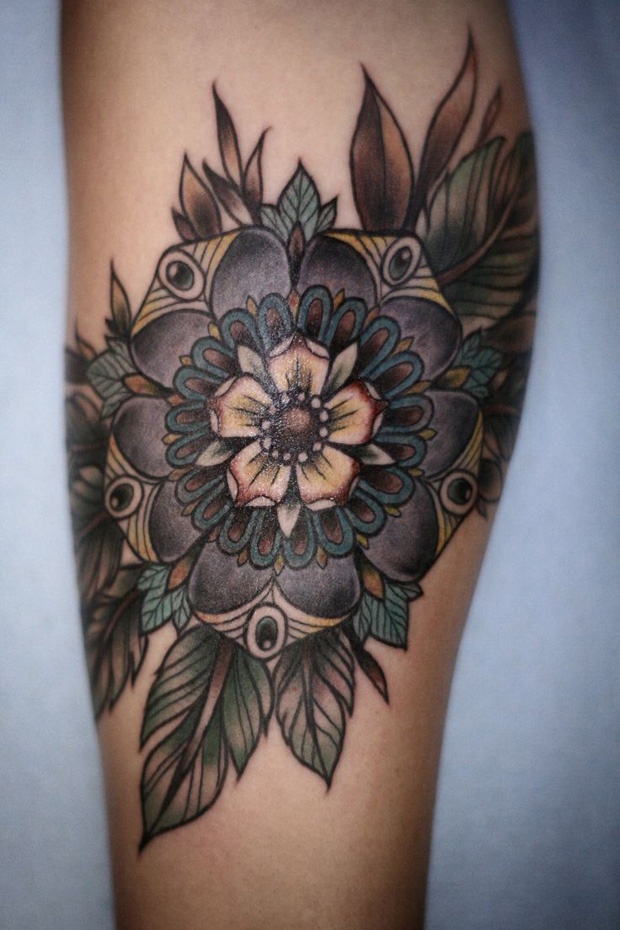follow the colours alice carrier 12 #tattoofriday   Alice Carrier