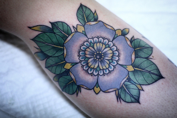 follow the colours alice carrier 21 #tattoofriday   Alice Carrier