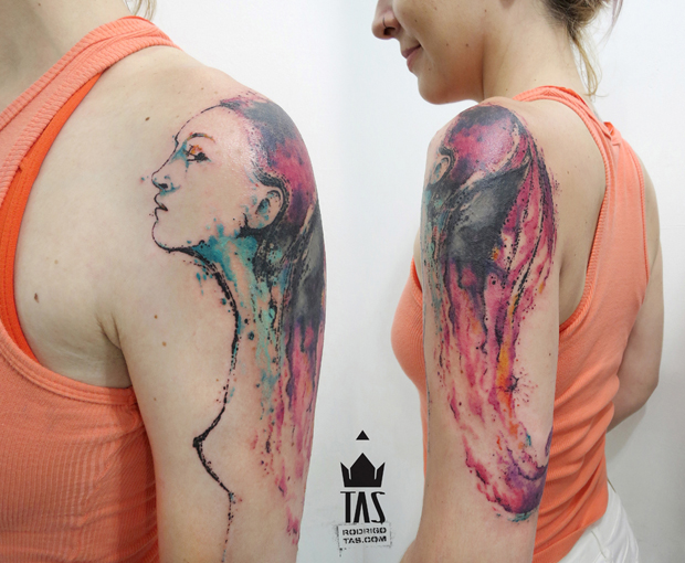 follow the colours tattoo friday rodrigo tas 06 #tattoofriday   Rodrigo Tas