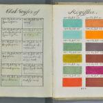 Achado livro de 1692 sobre as cores e um medidor de azul do céu