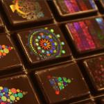 Daqui um tempo, comeremos chocolates holográficos