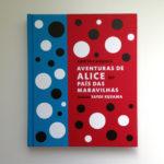 Alice no País das Maravilhas tem edição ilustrada por Yayoi Kusama