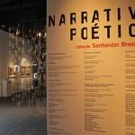 Exposição Narrativas Poéticas no Museu da Lingua Portuguesa