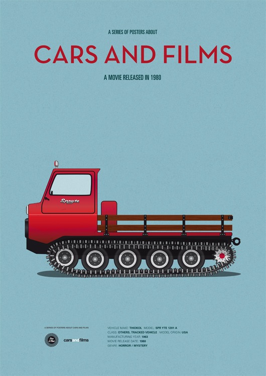 cars and films - o iluminado