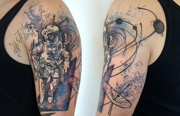 tattoo Carola Deutsch