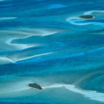 Fotógrafo aéreo captura cores deslumbrantes do Planeta Terra