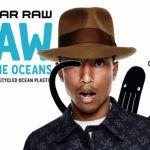 Pharrell Williams e G-Star Raw transformam plásticos em roupas