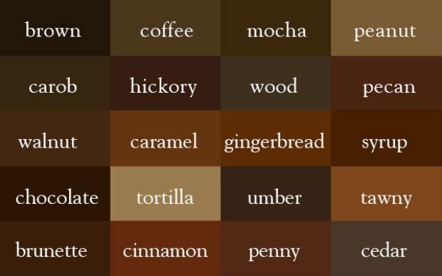 follow the colours thesaurus ingrid Sundberg 10 Colour Thesaurus: uma enciclopédia de sinônimos das cores