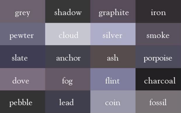 follow the colours thesaurus ingrid Sundberg 11 Colour Thesaurus: uma enciclopédia de sinônimos das cores
