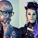 Andy Lo Pò cria retratos vibrantes na 10ª Convenção de Tatuagem de Londres