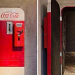Flask, o bar escondido atrás de uma máquina de Coca-Cola em Xangai